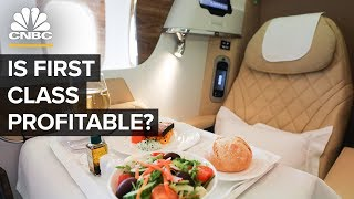 Do Airlines Make Money From First Class?
