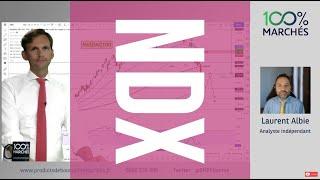 NASDAQ100 INDEX Le Nasdaq entraine les marchés à la baisse - 100% Marchés - soir - 04/10/2021