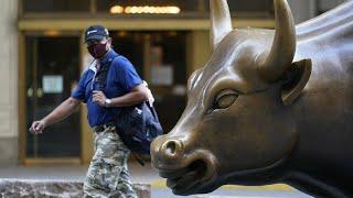 DOW JONES INDUSTRIAL AVERAGE Mort du sculpteur sicilien Arturo Di Modica, auteur du Taureau de Wall Street