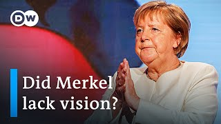 Merkel's legacy: Does she leave as manager or leader?   DW News