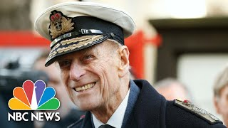 PHILIPS KON 'An Extraordinary Life Of Duty': Royal Expert Reflects On Prince Philip's Death | NBC News NOW