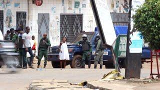 Guinée, la marche de l'opposition réprimée par la police
