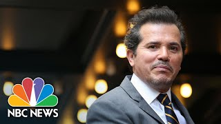 DREAM John Leguizamo On The Lack Of Latino Roles In Hollywood And His American Dream | NBC Nightly News