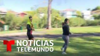 Los latinos son los menos que hacen ejercicios, según estudio | Noticias Telemundo