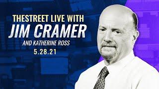 COSTCO WHOLESALE Live   AMC, Gap, Salesforce, Costco: Jim Cramer's Stock Market Breakdown - May 28