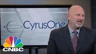 CYRUSONE INC CyrusOne CEO: Dominant In Cloud | Mad Money | CNBC