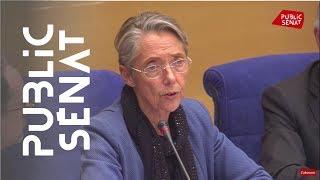 Élisabeth Borne interpellée sur la sécurisation des ponts