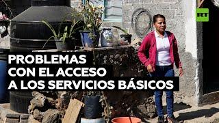 Más del 30 % de los mexicanos viven en zonas de alto rezago social