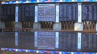 DOW JONES INDUSTRIAL AVERAGE El Ibex 35 cotiza a la baja en una jornada sin referencias de Wall Street