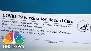 Can't Find Your Vaccine Card? Here's What To Do
