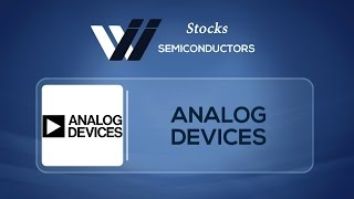 ANALOG DEVICES INC. Analog Devices