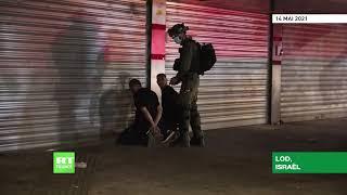 Israël : la situation dégénère dans les rues de la ville de Lod
