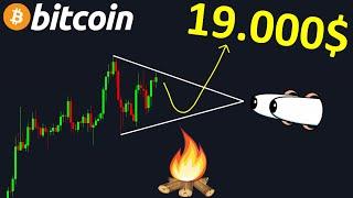 BITCOIN BITCOIN LA RESISTANCE A CASSER POUR MONTER VERS LA LUNE  !? btc analyse technique crypto monnaie