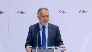 El presidente de Canarias valora muy positivamente la apertura del turismo
